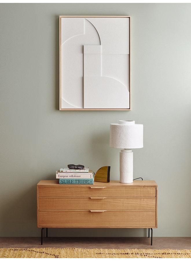 Kast modular cabinet, natural, drawer element e