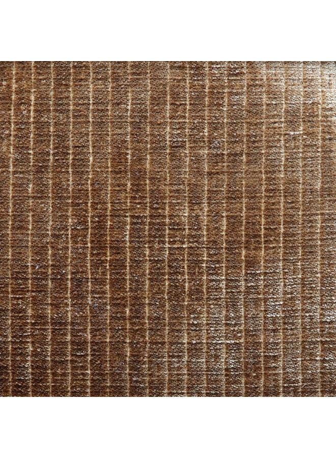 Hocker vint couch: element hocker, small, corduroy velvet, aged gold