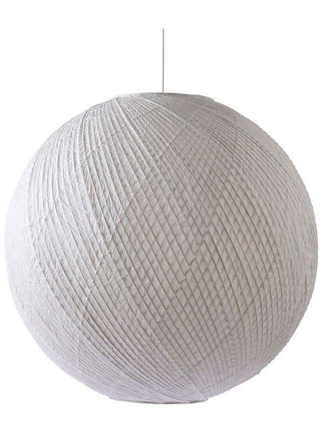 Hanglamp bamboo/paper pendant ball lamp
