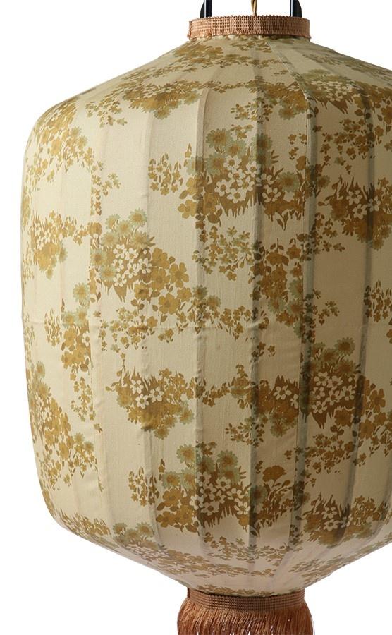 Hanglamp Doris for hkliving: traditional lantern vintage print-3
