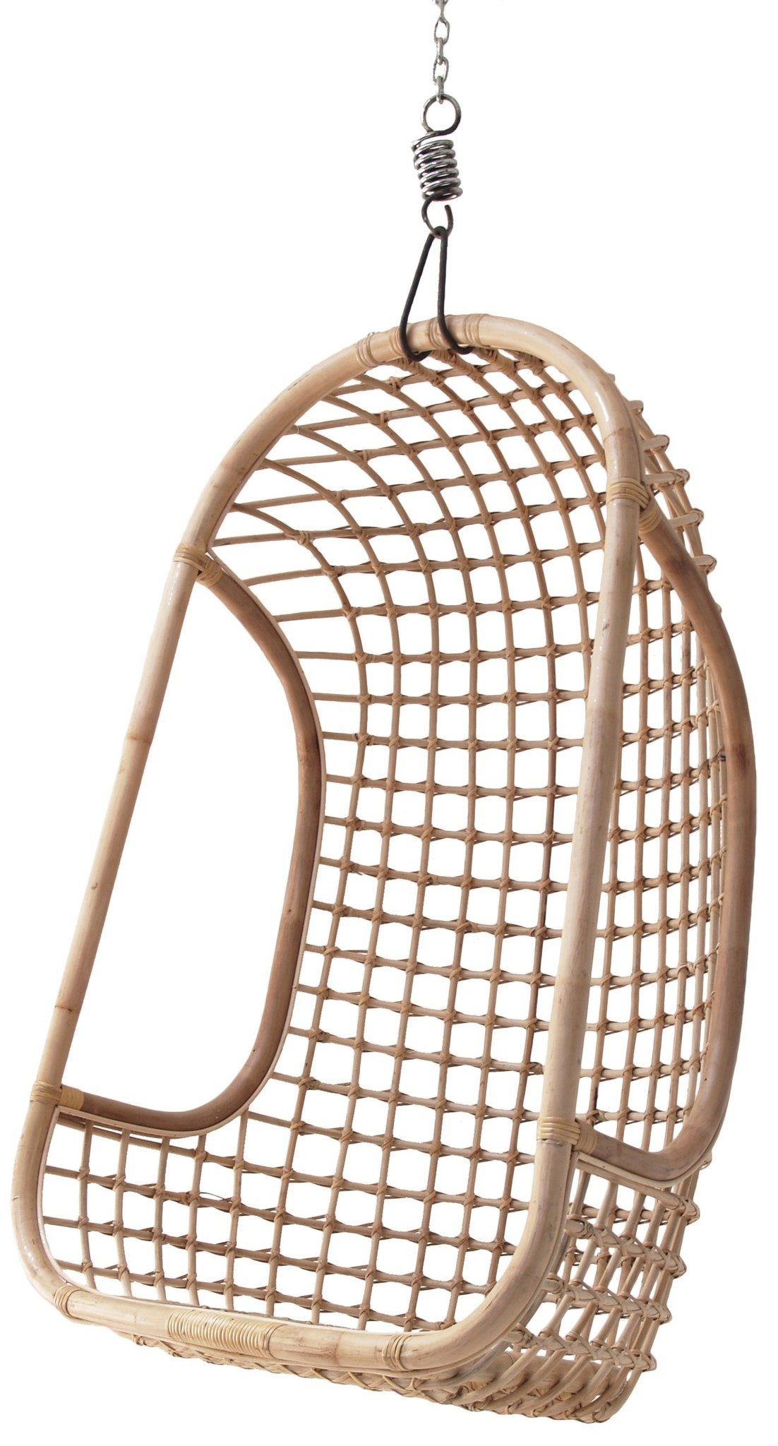 Hangstoel hanging rattan chair natural-1