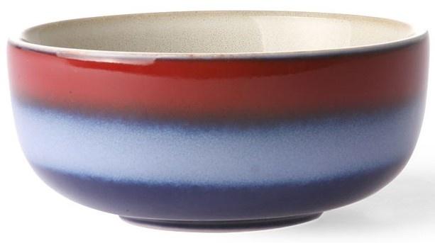 Kom ceramic 70's tapas bowl: air-3
