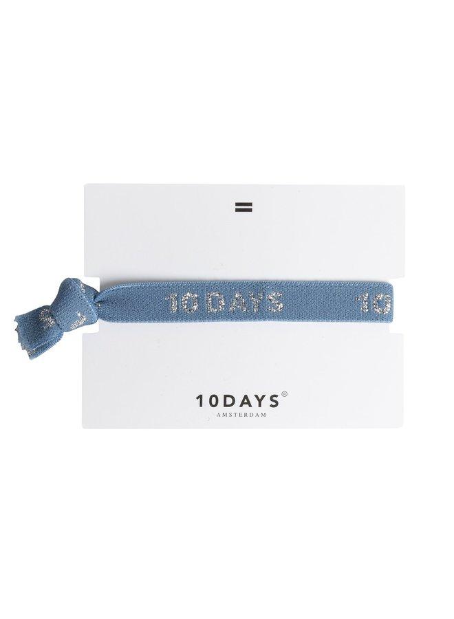 Armband the bracelet grey blue