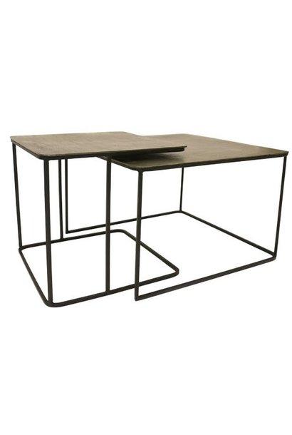 Tafel coffee table set of 2