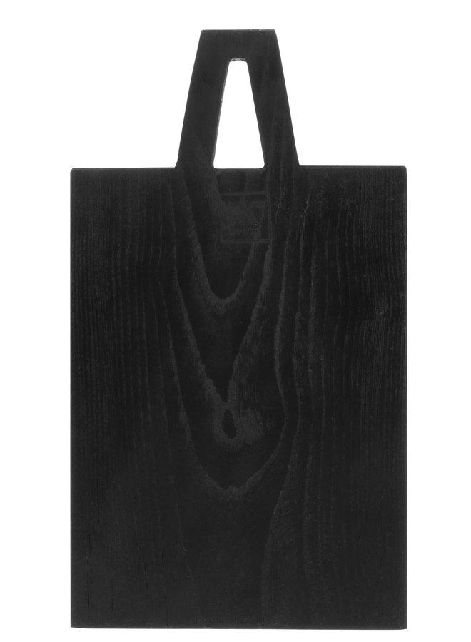 Broodplank Square S 30x17cm Black