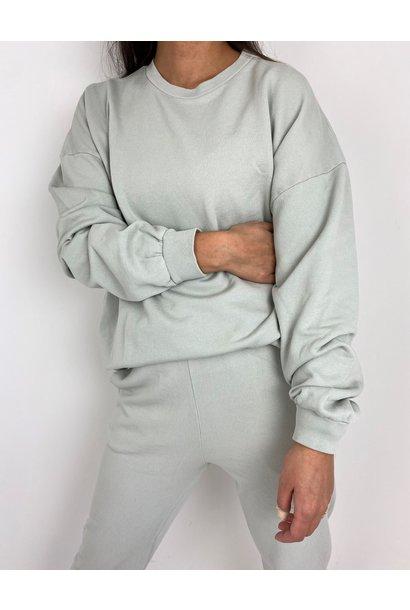 Sweater Feryway amandier vintage