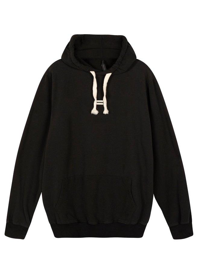 Trui The hoodie black NOOS