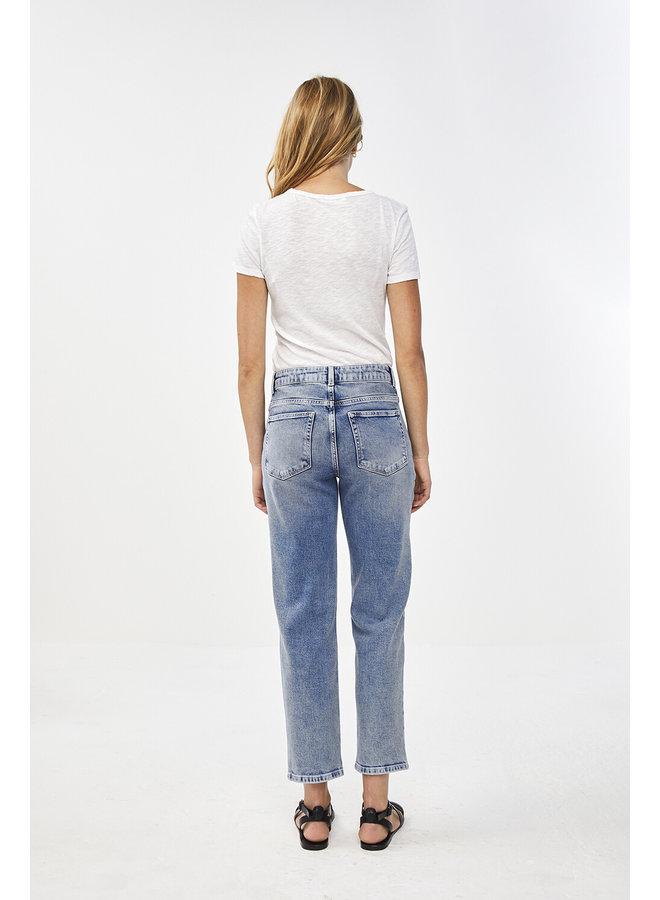 T-shirt Moly top organic bright white