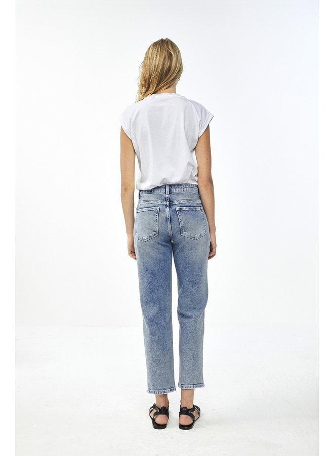 T-shirt thelma top organic off white