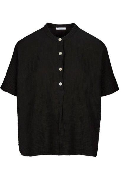 Blouse Nanci blouse jet black