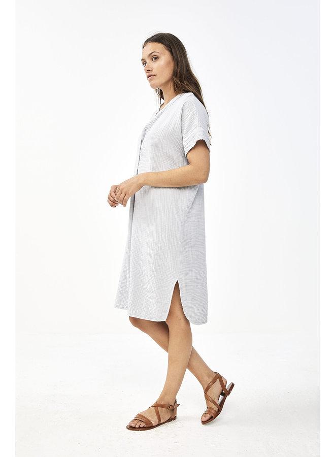 Jurk Otty dress illu grey