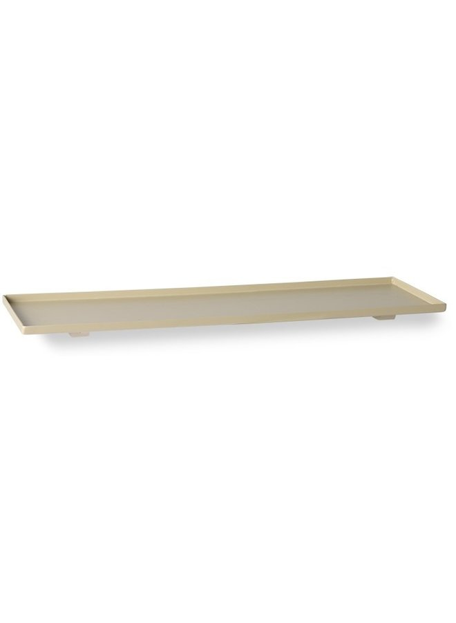 Dienblad Outdoor lounge sofa tray olive