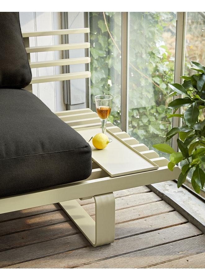 Dienblad Outdoor lounge sofa tray chai
