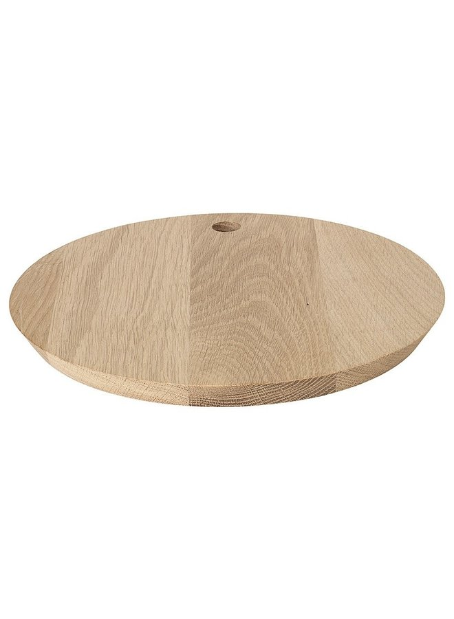 Broodplank Borda rond 20cm eiken