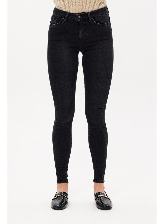 Jeans The ultimate basic black used dark