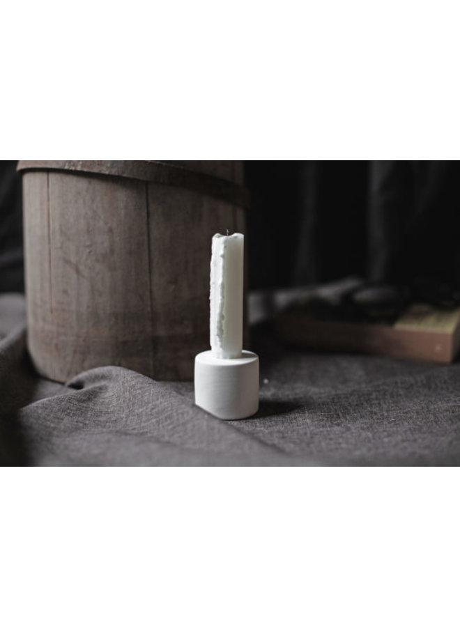 Kaarsenhouder Lekvall S candlestick white