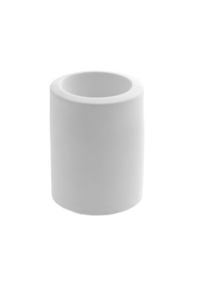Kaarsenhouder Lekvall L tealight white