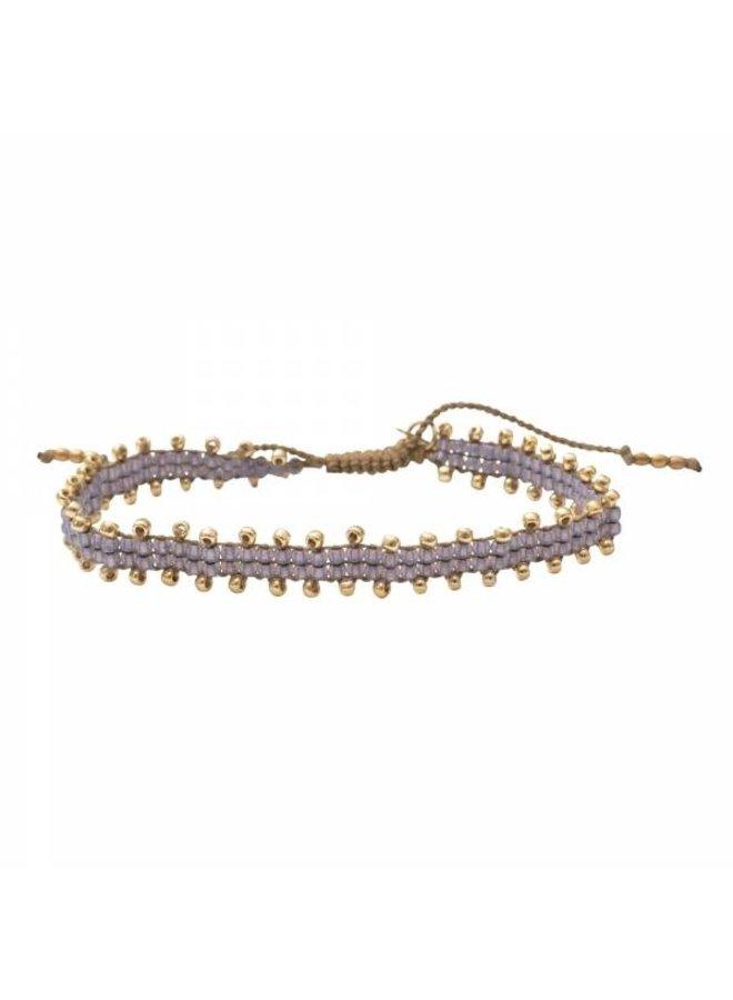 Armband Happiness Moonstone Gold Bracelet