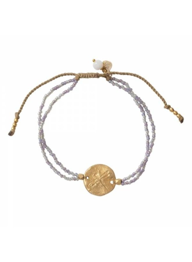 Armband Daydream Moonstone Gold Bracelet