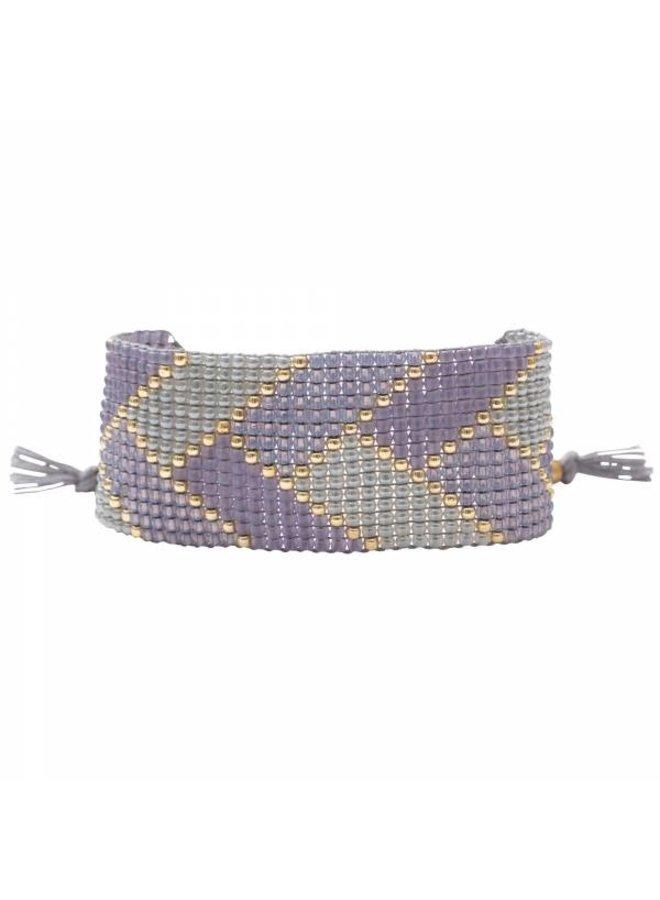 Armband Willow Moonstone Gold Bracelet