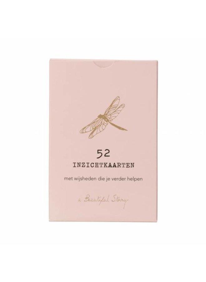 Kaartspel 52 Inzichtkaarten A Beautiful Story