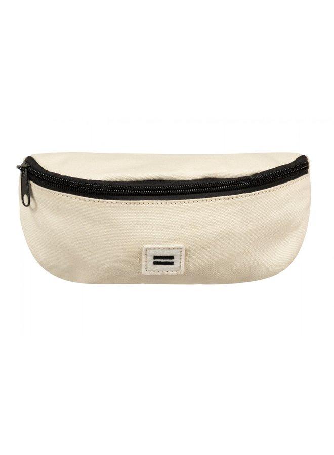 Tas Fanny pack belt soft beige