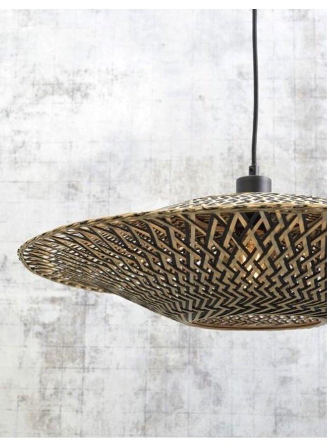Wandlamp Bali black L (60x50)