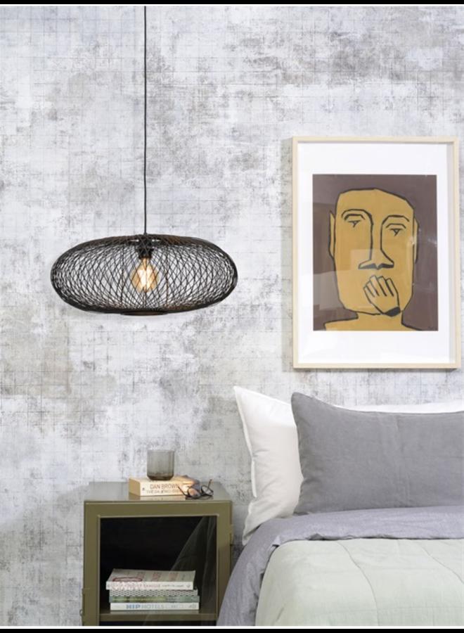 Hanglamp Cango ellipse black