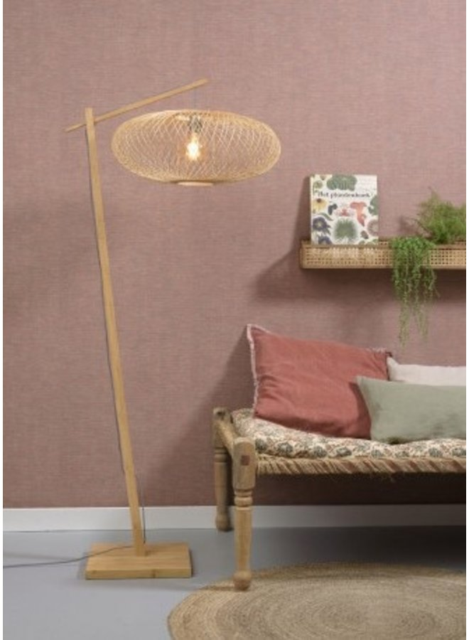 Vloerlamp Cango natural (H.176)