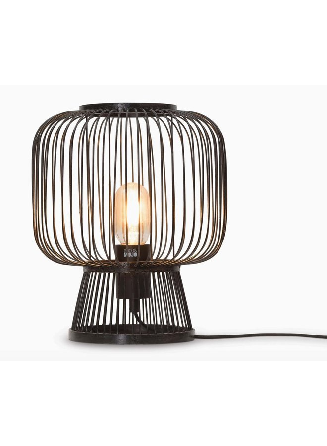 Tafellamp Cango black