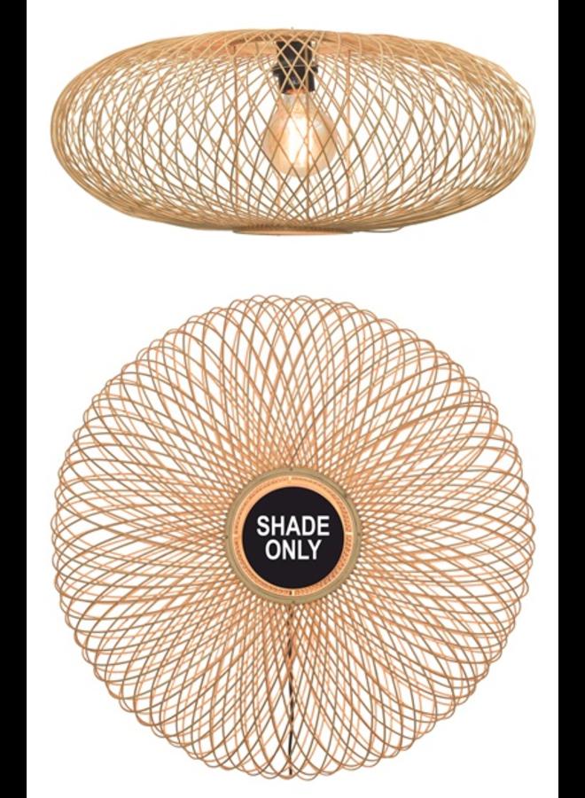 Lampenkap Cango oval natural