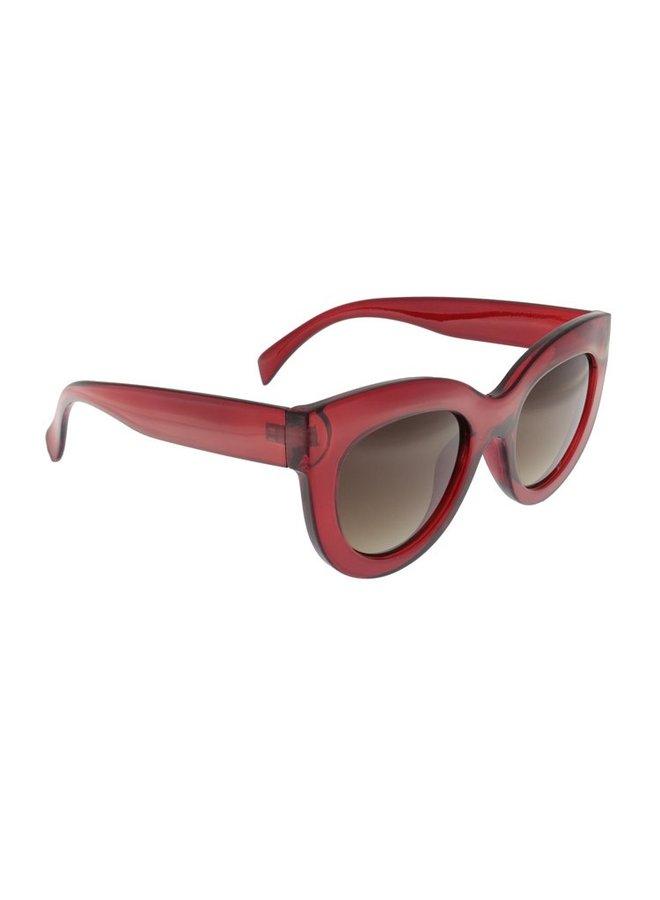 Zonnebril Tina ruby