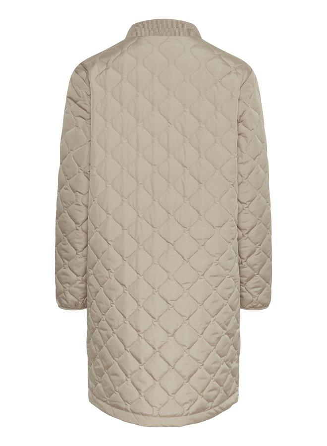 Jas ArwenCR jacket silver mink NOOS