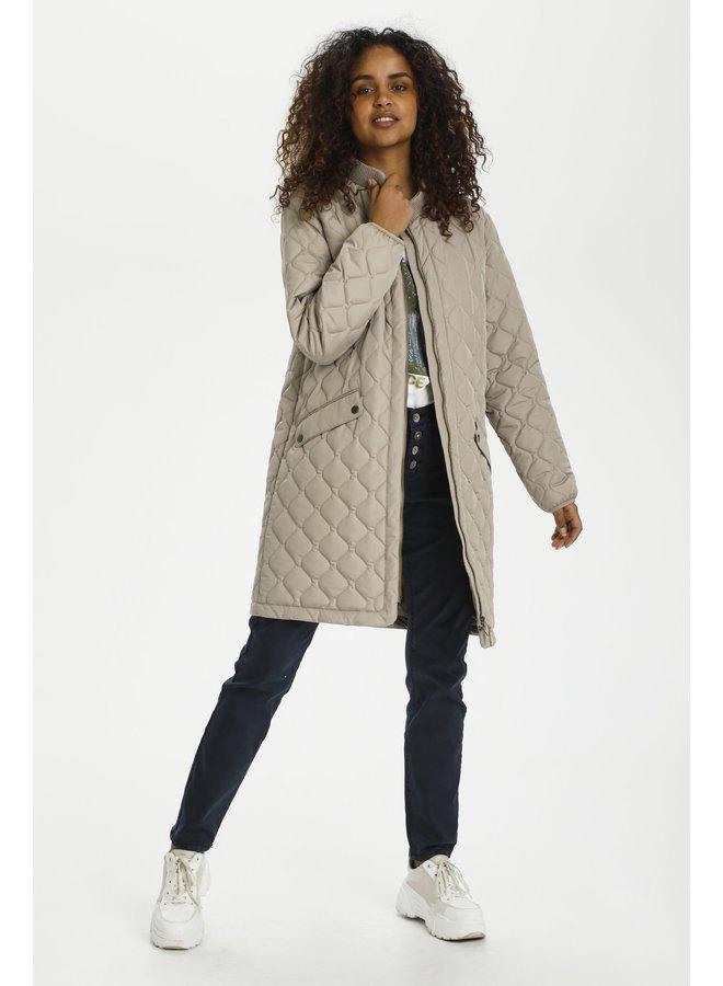 Jas ArwenCR jacket silver mink