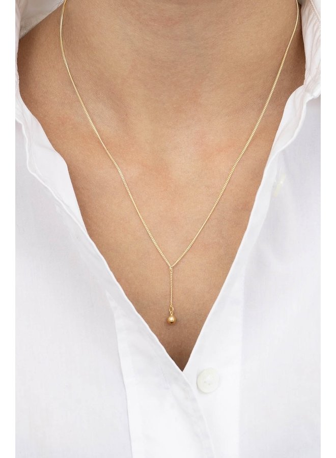 Ketting Wilka 18k gold plated