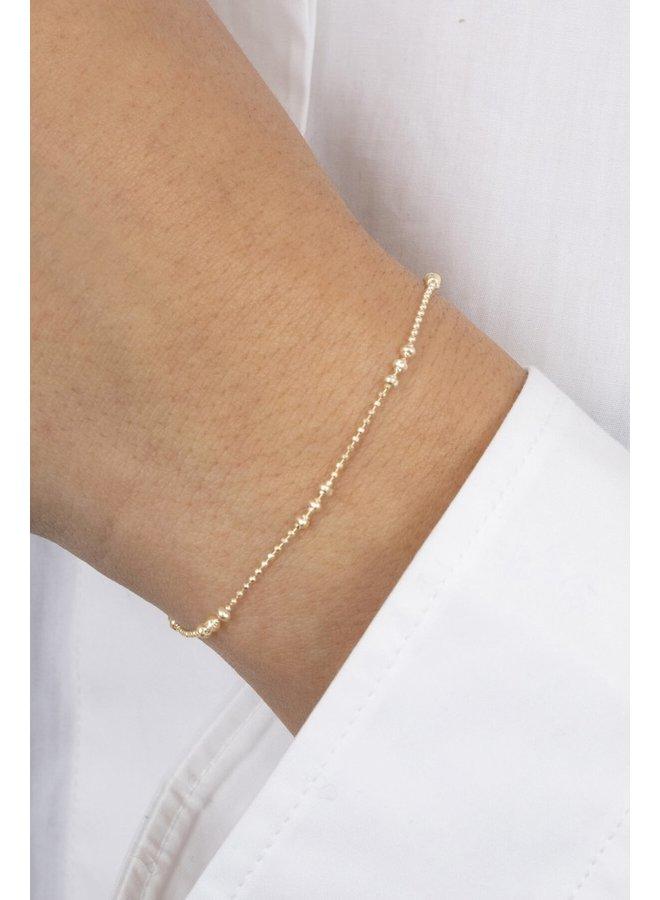 Armband Zeni BR 18k gold plated