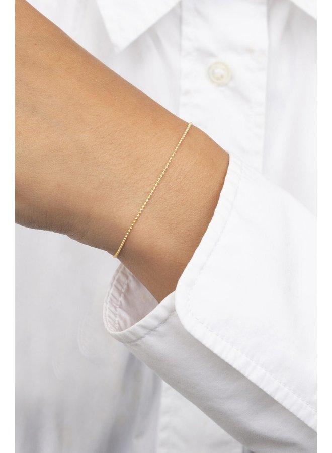 Armband Gisle 18k gold plated