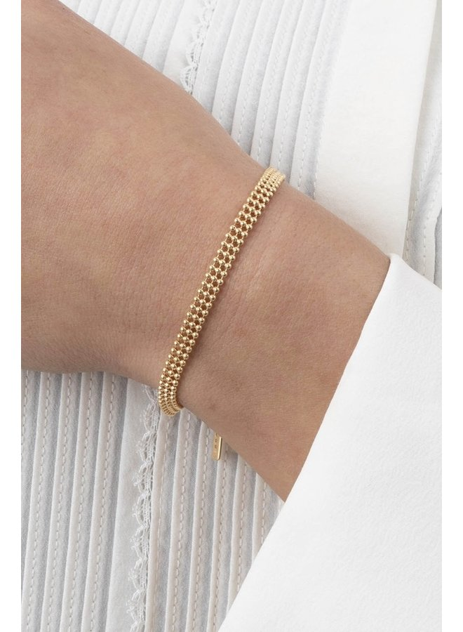 Armband Dee 18k gold plated