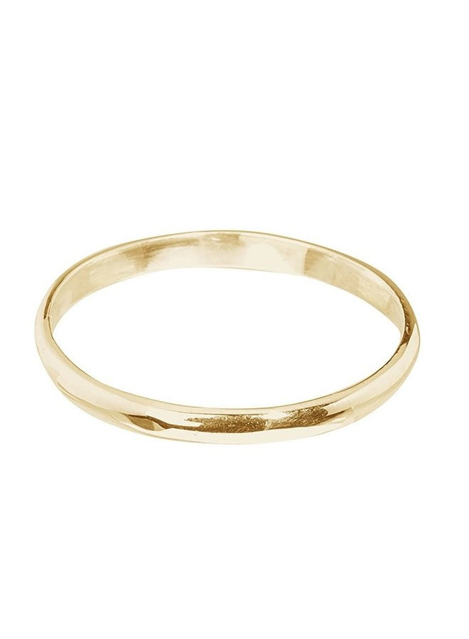 Ring Aneta 18k gold plated
