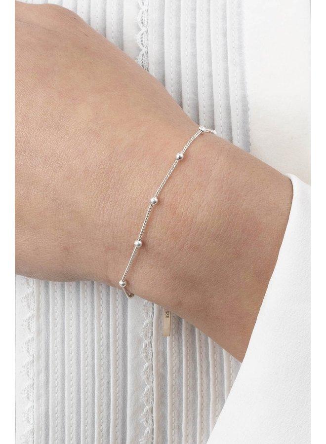 Armband Vibekke 925 sterling zilver