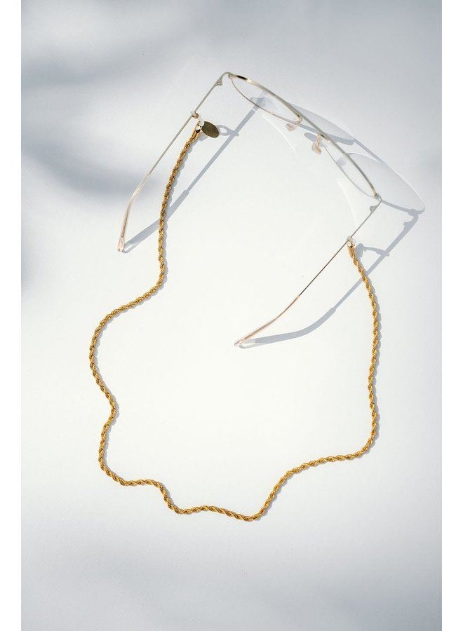 Brilkoord Snake chain sunnycord