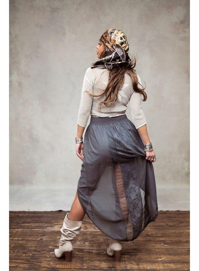 Rok Nuela washed grey