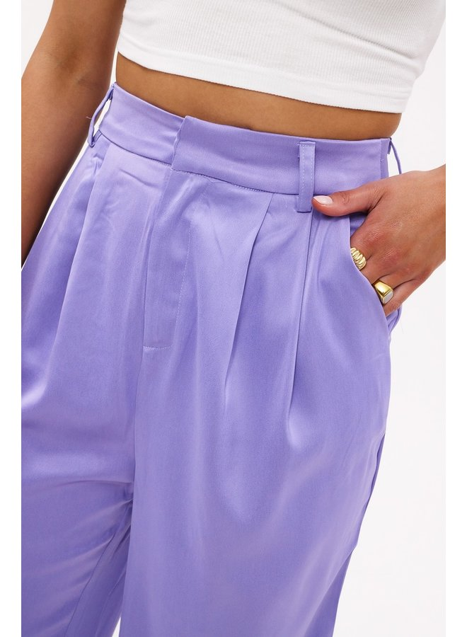Broek Standing on the sun  lilac