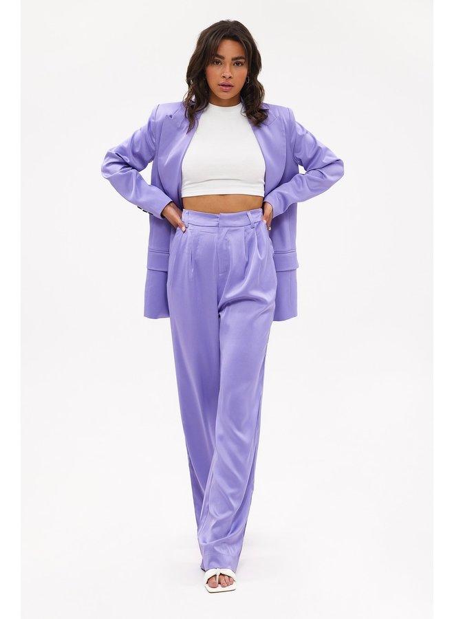 Blazer Smash into you lilac