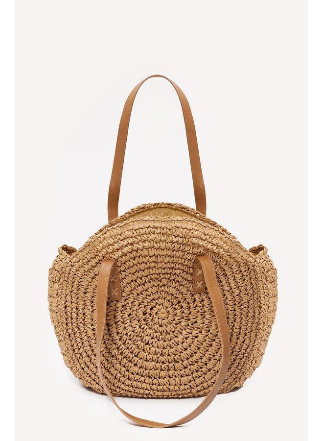Tas Lovely little bag beige