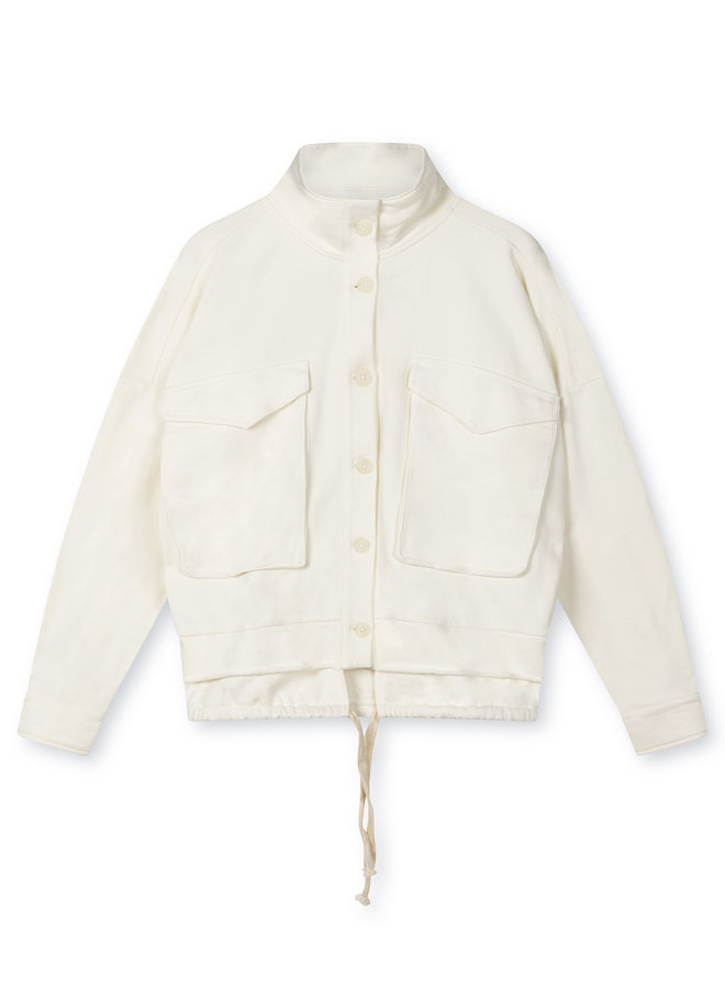 Jack short jacket fleece tuscany