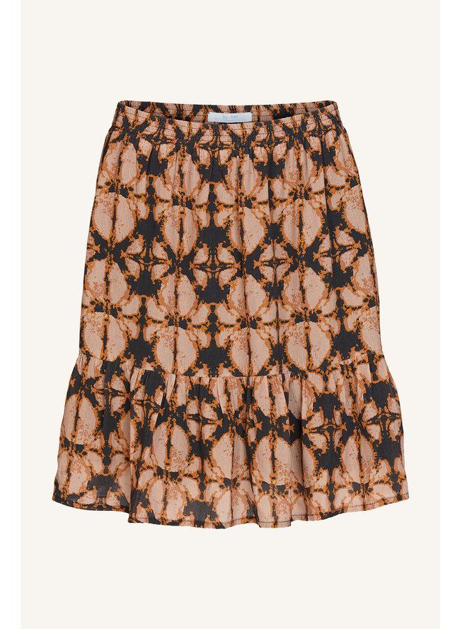 Rok charlie batik skirt batik print