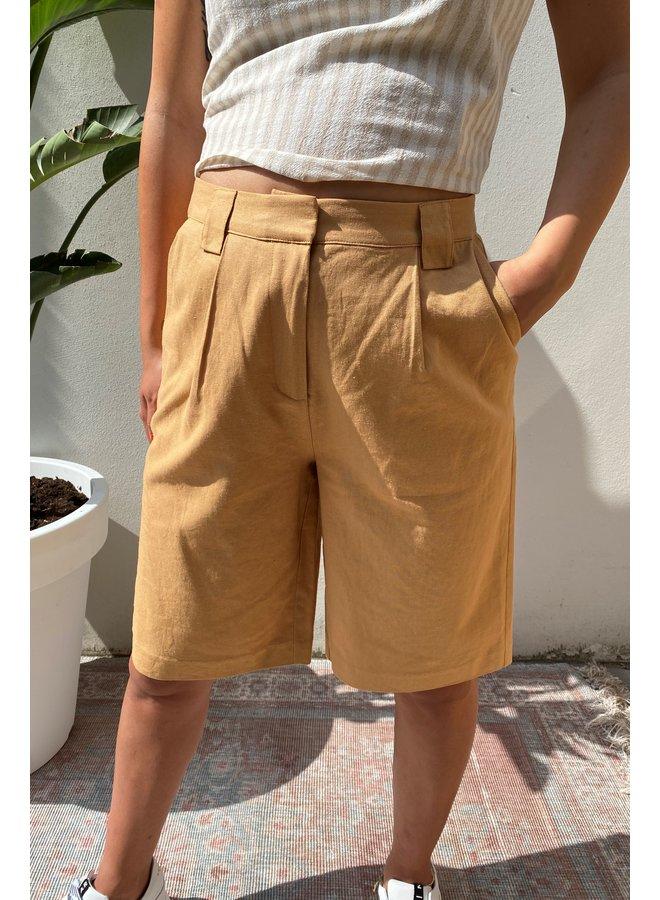 Broek short Yasfana high waist