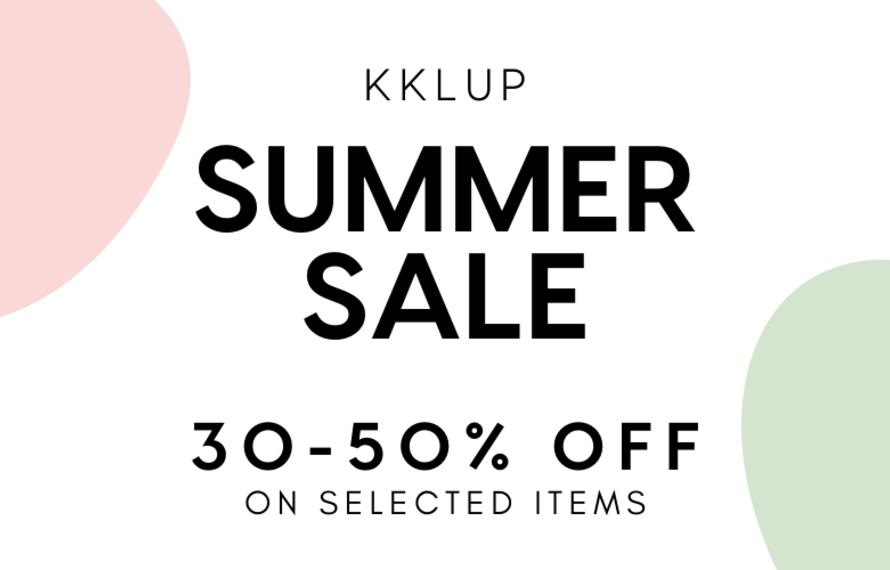 KKLUP SUMMER SALE