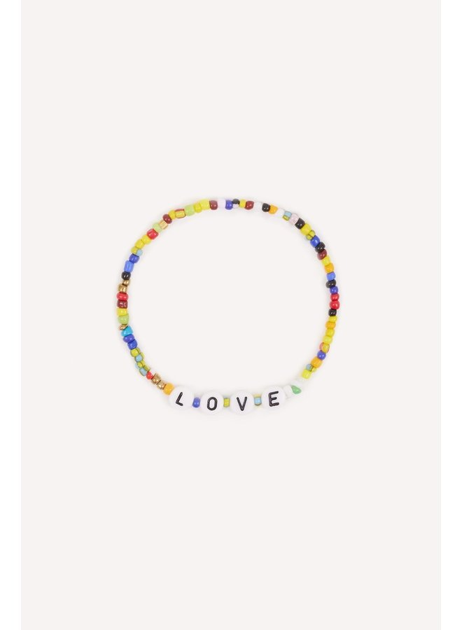 Armband Colours of love